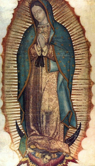 12 12 Lady of Guadalupe